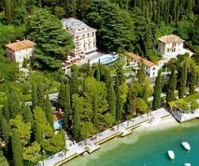 Hotel Excelsior Le Terrazze in Garda Gardasee